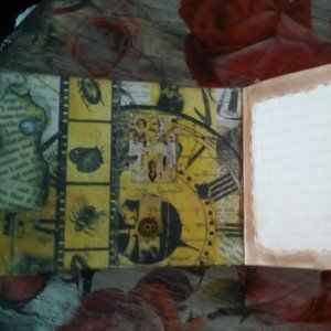 Recycle At Office - Steampunk journal intime (diary)